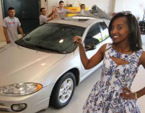Habitat for Humanity Cars for Single Moms